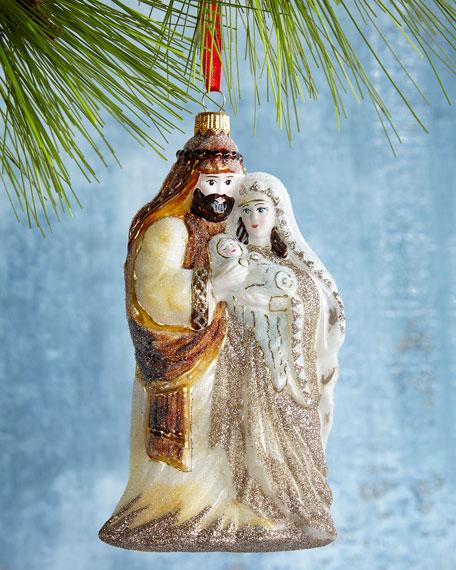 Mattarusky Ornaments Nativity Ornament
