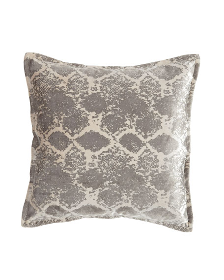 "Caspin Pillow, 18""Sq."