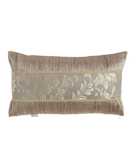 Dian Austin Couture Home Elegance Oblong Pillow