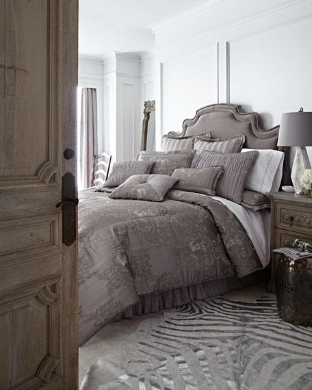 "Austin Horn Collection Prestige Pieced Pillow, 20""Sq."