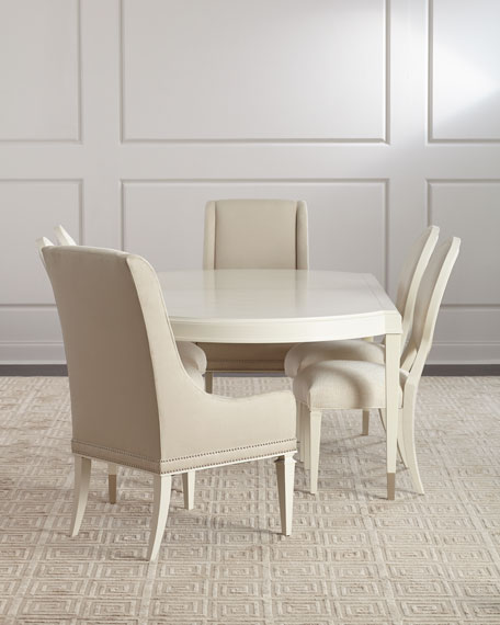 Image 1 of 4: Head of the Table Arm Chair