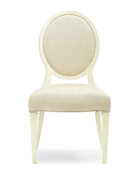 Image 2 of 5: caracole Pair of Taste-Full Dining Side Chairs