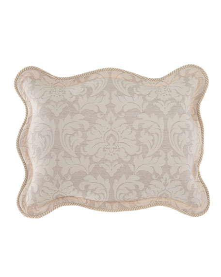 Paloma Damask King Sham