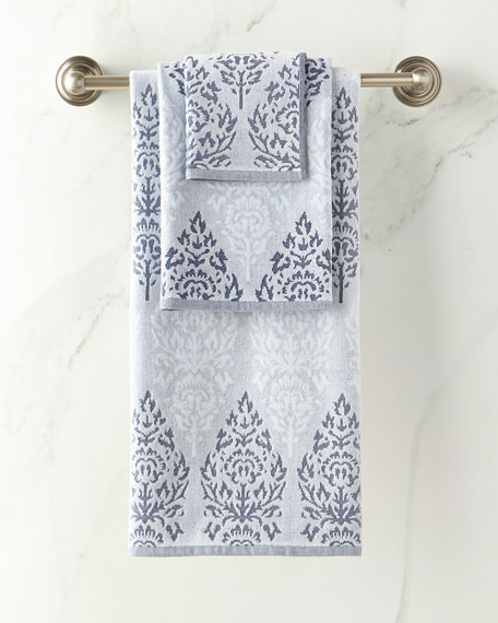 John Robshaw Jalati Bath Towels & Shower Curtain