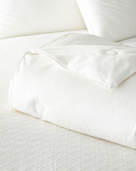 Austin Horn Collection Wild Silk Queen Comforter