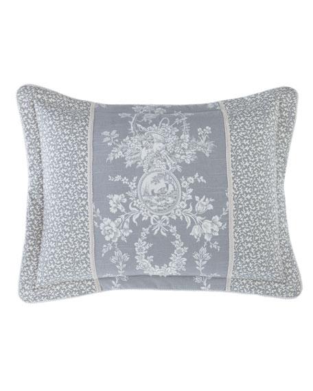 Sherry Kline Home Metropolitan Toile 3-Piece Queen Comforter Set
