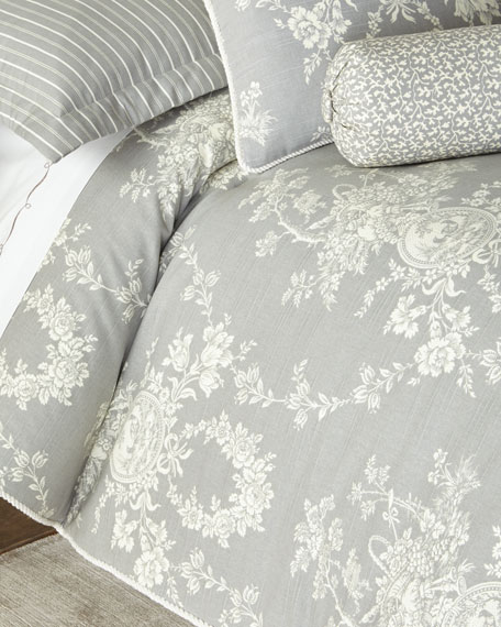 Sherry Kline Home Metropolitan Toile 3-Piece Queen Comforter Set