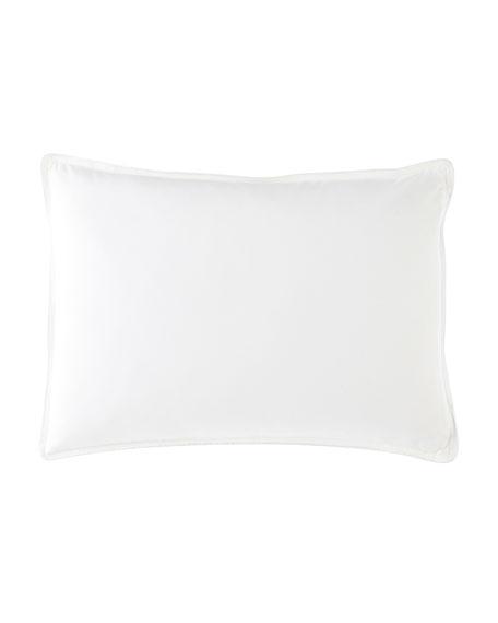 "Travel/Boudoir Down Pillow, 12"" x 16"""