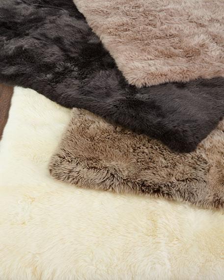 Effie Sheepskin Rug, 8' x 11'