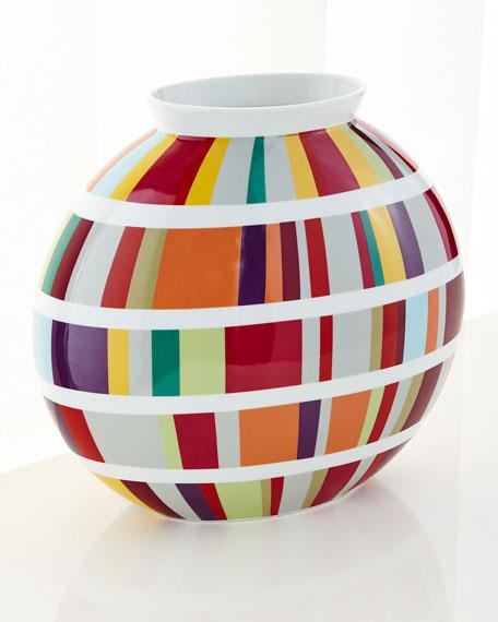 Missoni Home Large Bolla Kaleidoscope Vase