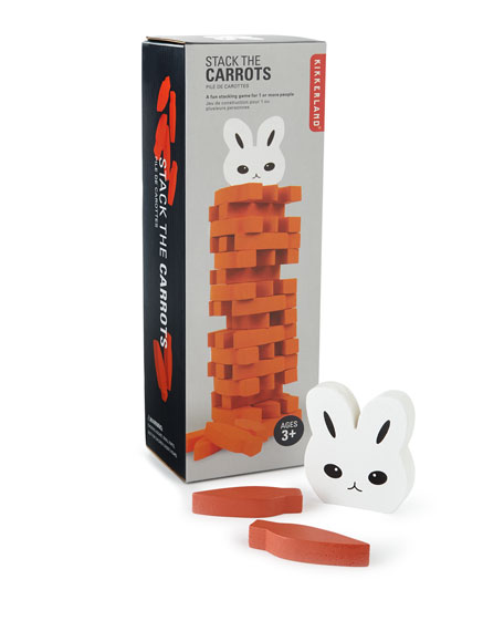 Carrots Stacking Game