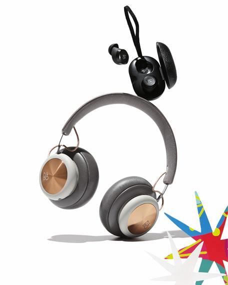 Bang & Olufsen E8 In-Ear Earphones, Black