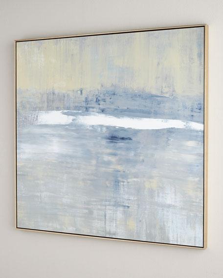 "Benson-Cobb Studios The Passing Square Painting, 60"" x 60"""
