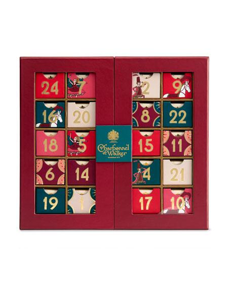 Charbonnel Et Walker Paper Theatre Collection – Advent Calendar