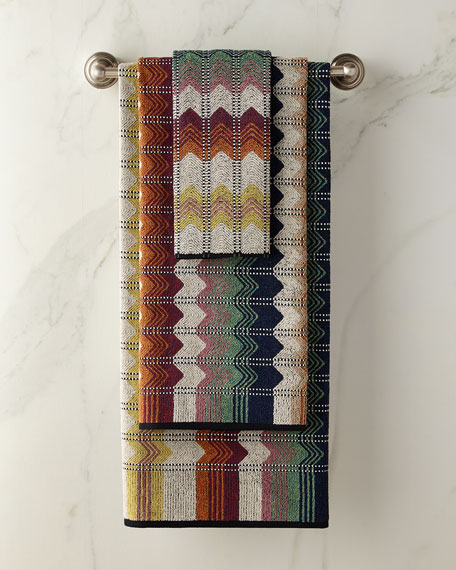 Missoni Home Travis Bath Towel and Matching Items