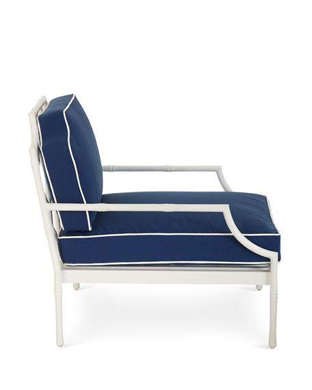 Bamboo Lounge Chair