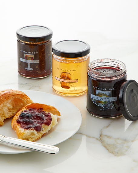 Beekman 1802 Jelly and Jam Gift Set Collection