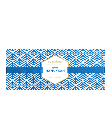 Sugarfina Happy Hanukkah Bento® Box, 3 Flavors