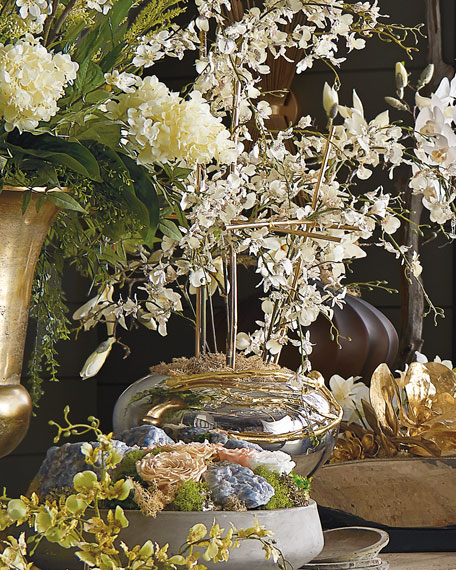 John-Richard Collection Frill of it All Floral Arrangement
