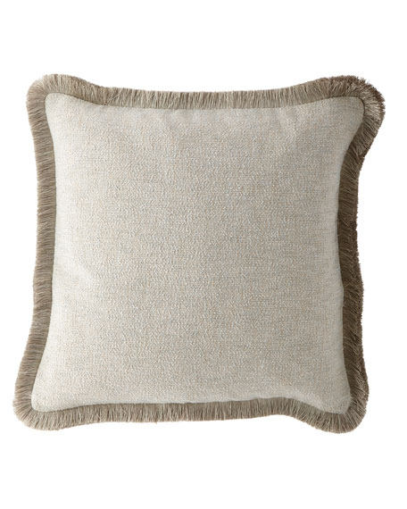 Dian Austin Couture Home Quartzite Tweed European Sham