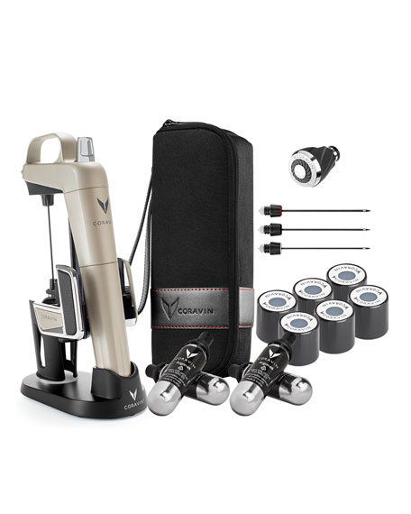 Coravin Model Two Elite Champagne Plus Pack with