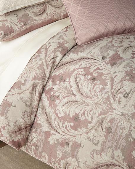 Victoria Orchid Queen Comforter Set