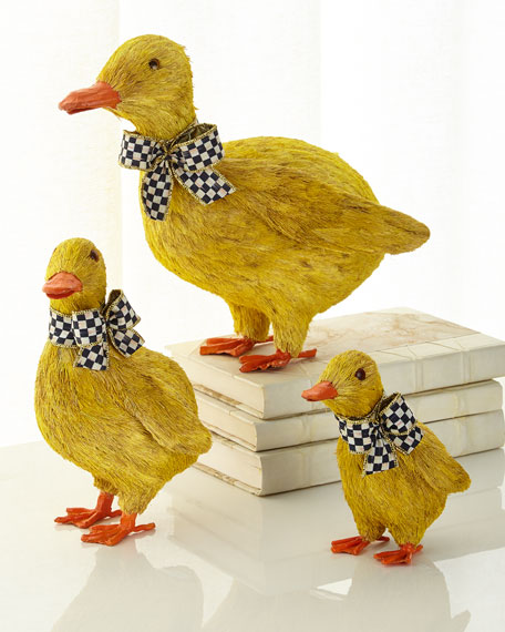 MacKenzie-Childs Duck Duck Goose, Set of 3