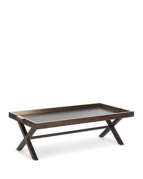 Bernhardt Clarendon Rectangle Coffee Table