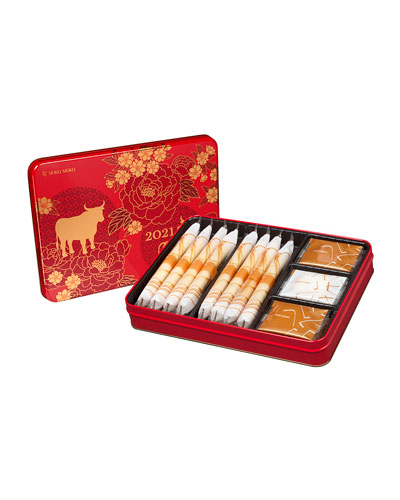 Chinese New Year Tin