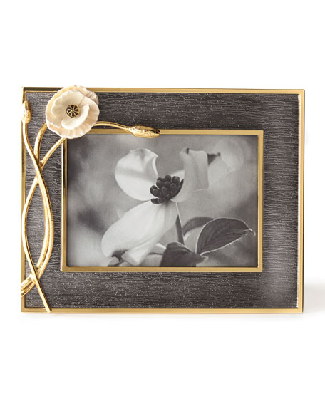 """Anemone Picture Frame, 5"""" x 7"""""""