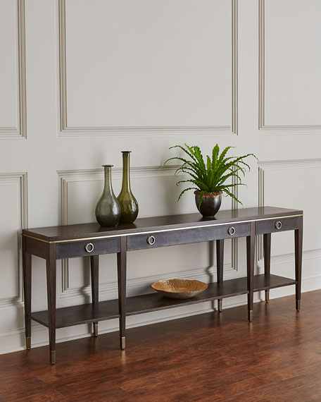 Bernhardt Clarendon Console Table