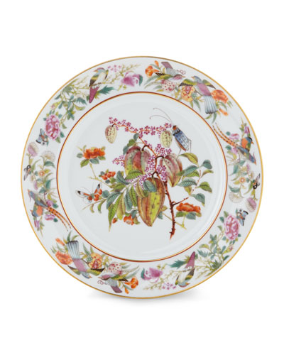Paco Real Cocoa Dinner Plate