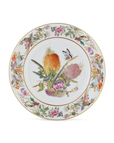 Paco Real Pomegranate Dinner Plate