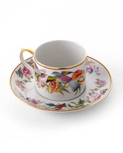 Paco Real Tea Cup and Saucer
