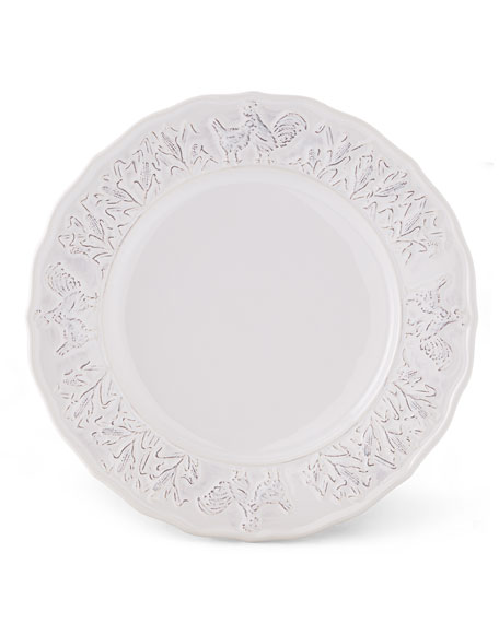 Neiman Marcus Rooster Dinnerware, Set of 12