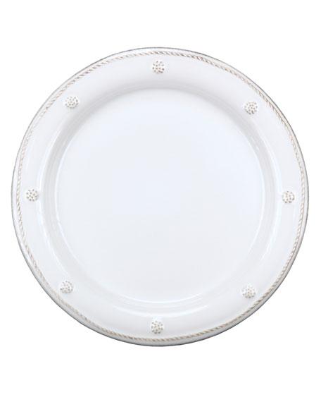 Juliska Berry & Thread Whitewash Charger Plate