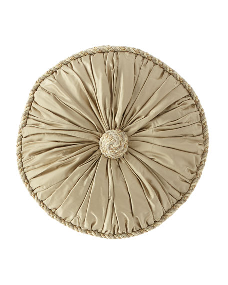 Austin Horn Collection Chelsea Round Pillow
