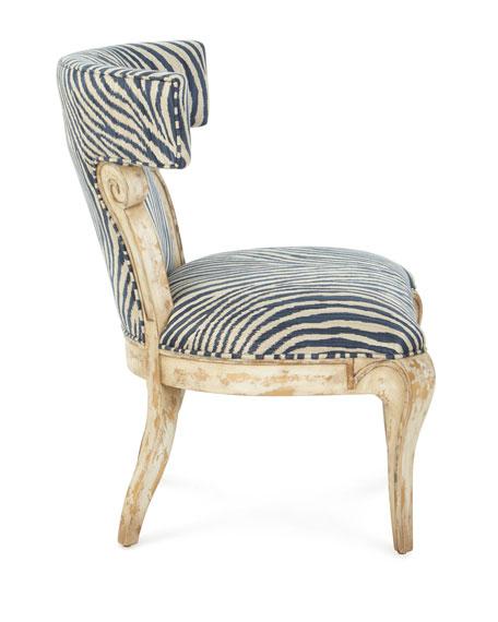 John-Richard Collection Jefferson Slipper Chair