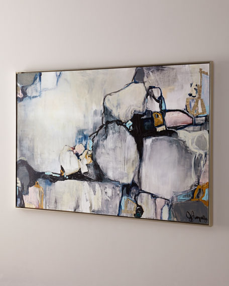 "Jill Pumpelly Fine Art Cinderella on a Tightrope Giclee, 48"" x 72"""