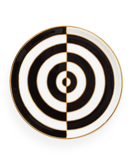 Op Art Coasters, Set of 4