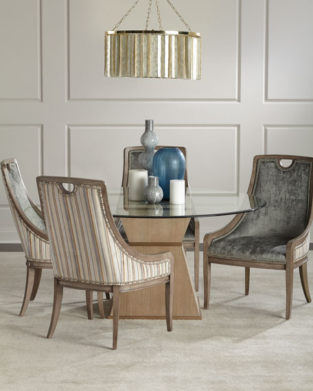 Larissa Velvet Dining Chair