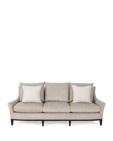 "Massoud Parkside Sofa 91"""