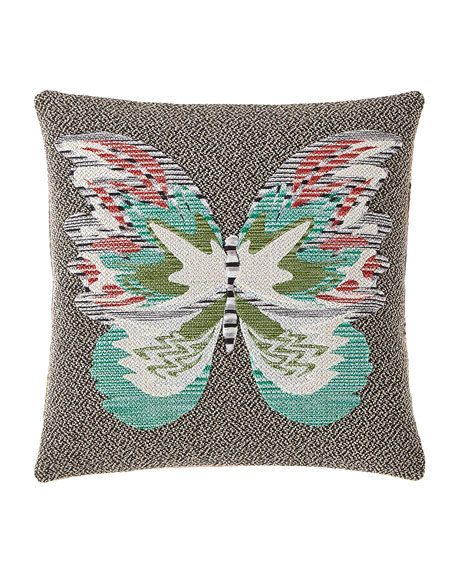 Missoni Home Vermilion Pillow