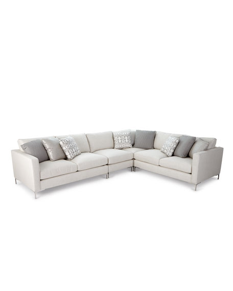 Eden 4-Piece Sectional Sofa