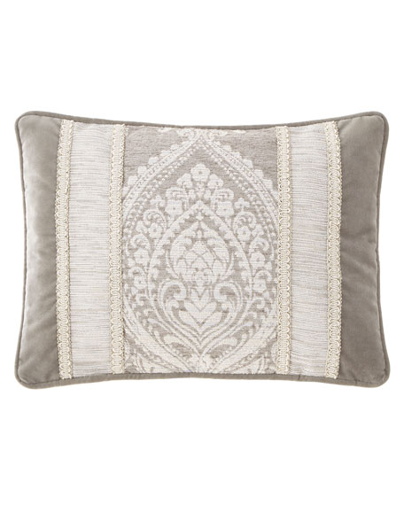 Austin Horn Collection Novette Boudoir Pillow
