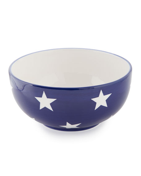 Stars and Stripes Star Bowl