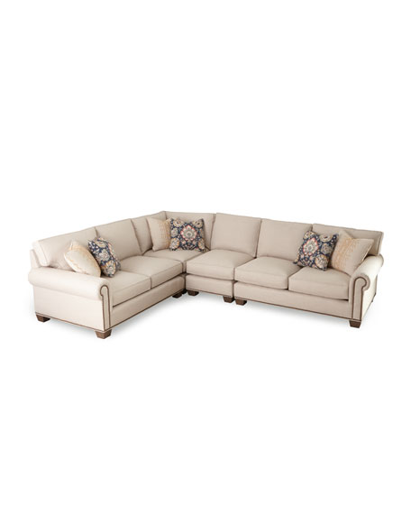 Cavalier 4-Piece Sectional Sofa