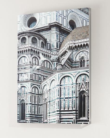 "Four Hands Art Studio ""Florence, Italy"" Photography Print Handmade Art"
