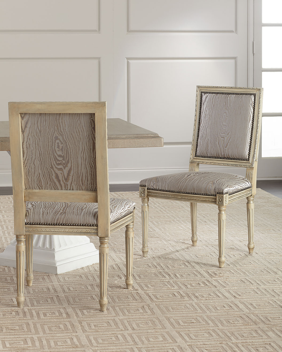 Massoud Alba Dining Side Chair