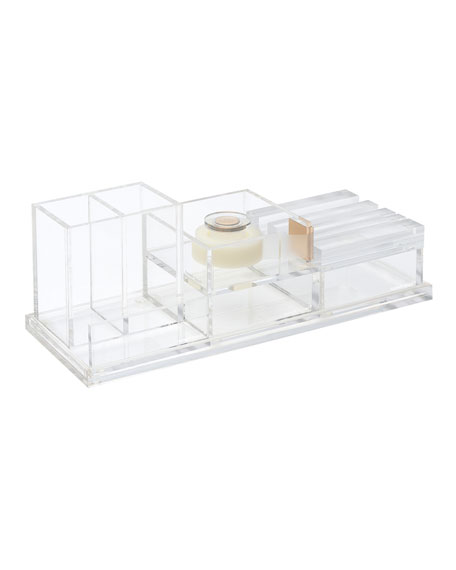Acrylic Mini Desk Solution